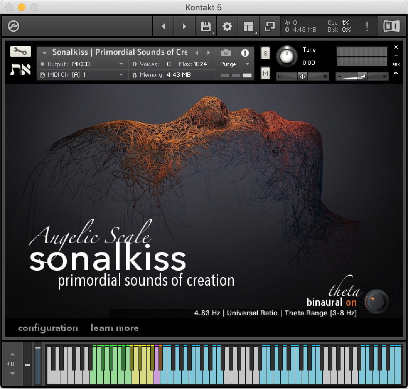 Sonalkiss Primordial Sounds of Creation (Shaman Edition)